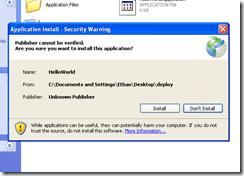 InstallProgram