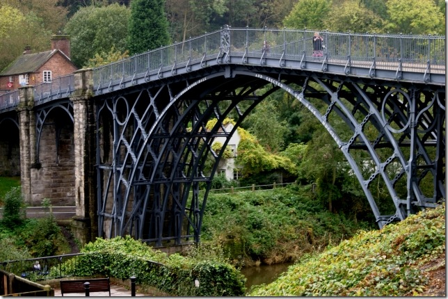 The Ironbridge Shropshire